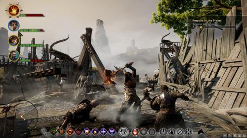 Dragon Age: Инквизиция - скриншоты ПК-версии и кое-что новое о консольных