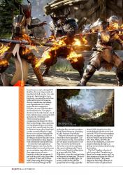 Превью Dragon Age: Inquisition от журнала PC Gamer UK