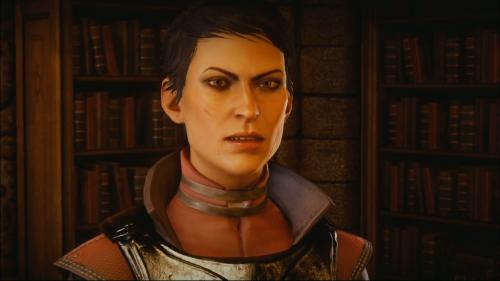Запись недавнего стрима Dragon Age: Инквизиция