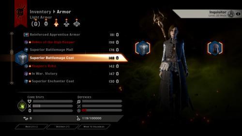 Dragon Age: Inquisition - вопросы о ремесле и персонализации