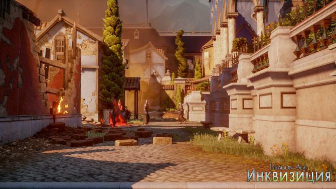 Советы по выживанию в коллективной игре «Dragon Age: Инквизиция»