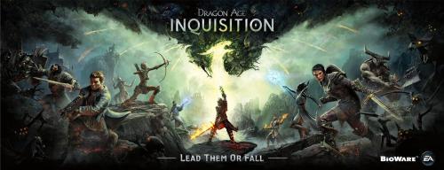 Dragon Age: Inquisition - полная запись недавнего стрима