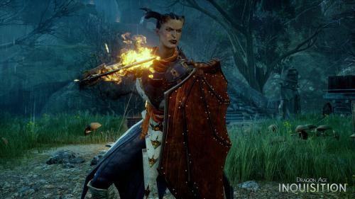 "Dragon Age: Инквизиция - скриншоты набора ""Пламя Инквизиции"""