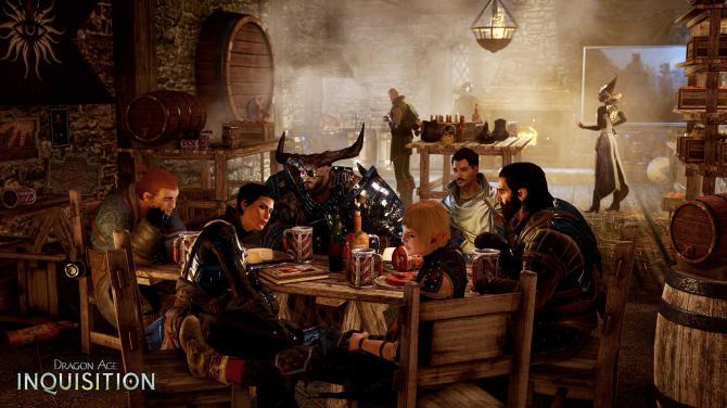 О продажах Dragon Age: Инквизиция