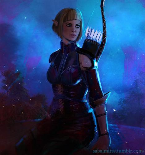 Dragon Age: Inquisition - о Comic-Con, колчанах и размере будущей игры