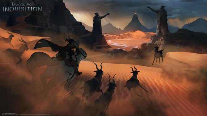 Dragon Age: Инквизиция - второй патч уже вышел!
