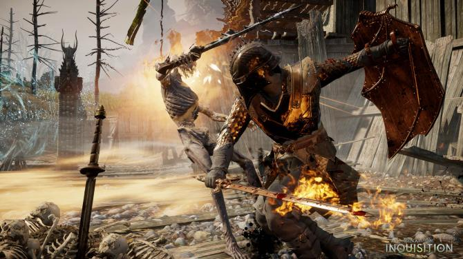 Dragon Age: Инквизиция - патчи 4 и 5