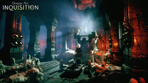 Первые оценки Dragon Age: Инквизиция