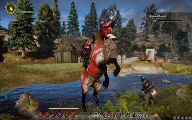 Dragon Age: Инквизиция - немного о бесплатных DLC