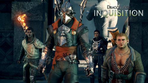 Dragon Age: Инквизиция - запись недавнего стрима