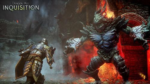 О появлении Dragon Age: Инквизиция