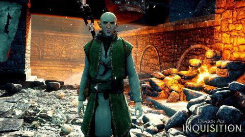 Новые подробности Dragon Age: Inquisition