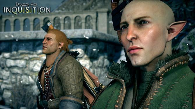 Dragon Age: Инквизиция - Марк Дарра о патчах