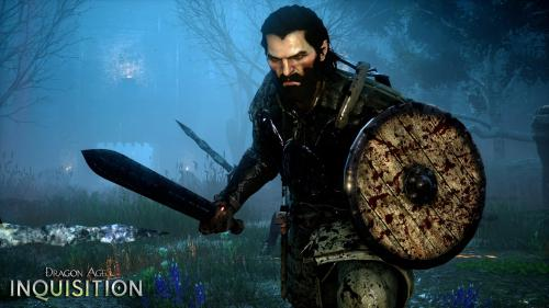 Dragon Age: Inquisition - актёр озвучки Блэкволла