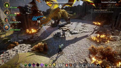 Dragon Age: Инквизиция - примерные системные требования для высоких графических настроек