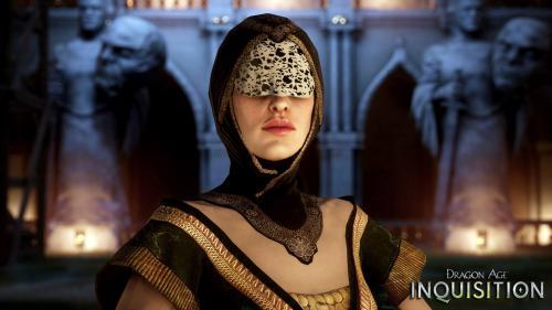 Dragon Age: Inquisition - леди Куто