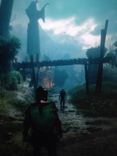 Dragon Age: Inquisition на GamesCom '14