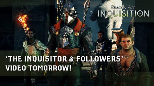Dragon Age: Инквизиция - новое видео уже сегодня!