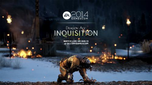 Второй тизер Dragon Age: Inquisition на GamesCom '14