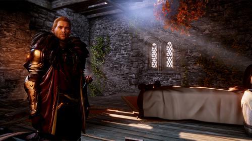 Dragon Age: Inquisition - о плавании и семье Инквизитора